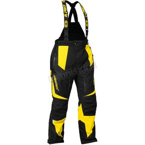 Castle X Yellow/Black Fuel G6 Pants - 73-7238