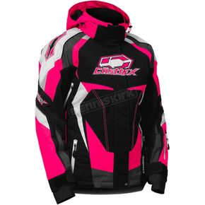 Castle X Women's Hot Pink Charge G3 Jacket - 71-0924
