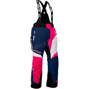 Castle X Women's Navy/Hot Pink Fuel SE G6 Pants - 73-7621