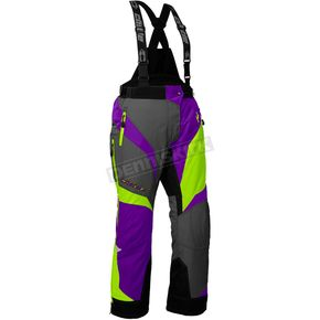 Castle X Women's Grape/Hi-Vis Fuel SE G6 Pants - 73-7634