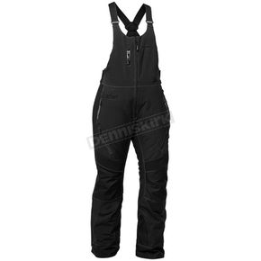 Castle X Women's Black Tundra Bibs - 73-1172