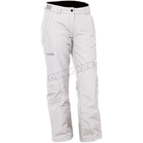 Castle X Women's White Bliss Pants - 73-5798