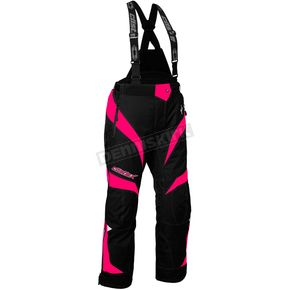Castle X Women's Hot Pink/Black  Fuel G6 Pants - 73-7524