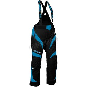 Castle X Women's Reflex Blue/Black Fuel G6 Pants - 73-7554