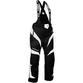 Castle X Women's White/Black Fuel G6 Pants - 73-7594