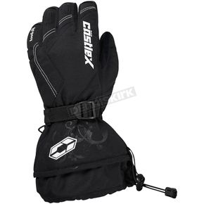 Castle X Women's Black Legacy Gloves - 74-5378