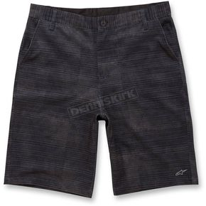 Alpinestars Black Pinned Hybrid Walkshorts - 103623002-10-30
