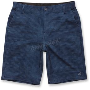 Alpinestars Blue Hybrid Walkshorts - 103623002-72-34