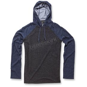 Alpinestars Black Quest Long Sleeve Knit Hoody - 103642011-10XL