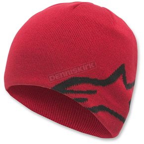 Alpinestars Red Corp Shift Beanie - 1036-81023-30