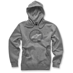 Alpinestars Athletic Heather Rotor Pullover Hoody - 1036-52001-182X