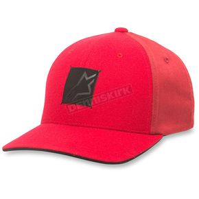 Alpinestars Red Wooly Hat - 103681014-30LXL