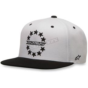 Alpinestars White Ace Hat - 103681021-20