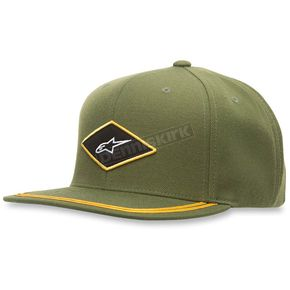 Alpinestars Green Earl Hat - 103681005-69