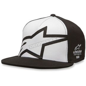 Alpinestars Black Holeshot Hat - 103681019-10SM