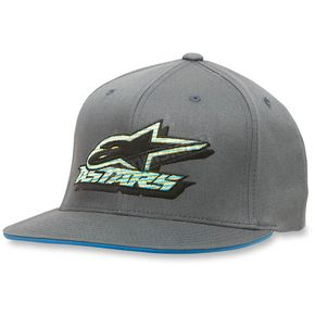 Alpinestars Charcoal Charms Hat - 103681017-18SM