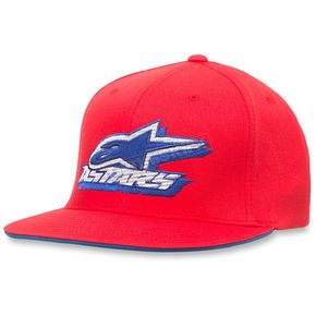 Alpinestars Red Charms Hat - 103681017-30SM