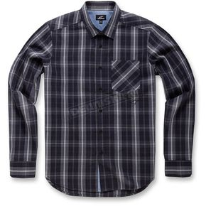 Alpinestars Black Process Long Sleeve Shirt - 10363100310S