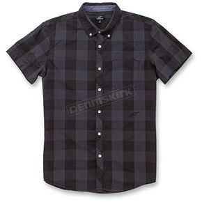 Alpinestars Black Variance Short Sleeve Shirt - 10163200010L
