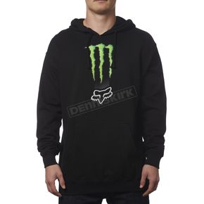 Fox Monster Energy Zebra Pullover Hoody - 19369-001-S