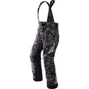 FXR Racing Army Urban Camo/Black Mission X Pants - 170112-7600-16