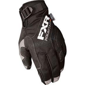 FXR Racing Black Attack Lite Glove - 15624.10019