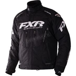 FXR Racing Black Backshift Pro Jacket - 170000-1000-13
