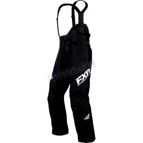 FXR Racing Black Backshift Pro Pants - 170108-1000-12