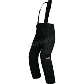 FXR Racing Child's Black Squadon Pants - 170501-1000-06