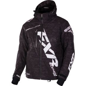 FXR Racing Black Digi Boost Jacket - 170011-1100-07