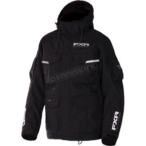 FXR Racing Black Excursion Jacket - 170013-1000-07