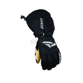 FXR Racing Heated Transfer Glove - 170800-1000-16
