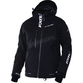 FXR Racing Black Renegade X Jacket - 170012-1000-16