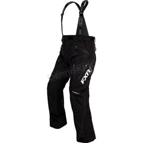 FXR Racing Black Renegade X Pants - 170107-1000-16