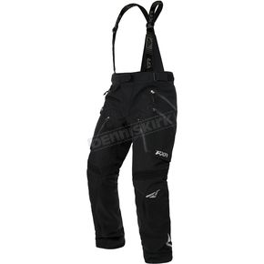 FXR Racing Black Sno-Adv Pants - 170114-1000-19
