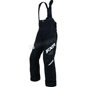 FXR Racing Black Team FX Pants - 170105-1000-18