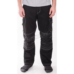 FXR Racing Black Workwear Cargo Pants - 171323-1000-40
