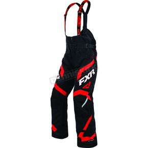 FXR Racing Black/Red Team FX Pants - 170105-1020-13