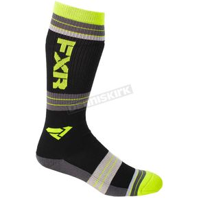 FXR Racing Multi Color Turbo Athletic Socks - 171640-3065-00