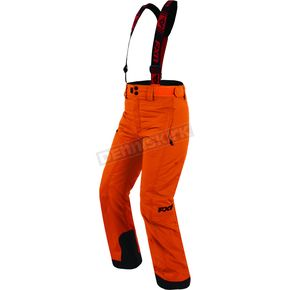 FXR Racing Youth Orange Squadron Pants - 170500-3000-12