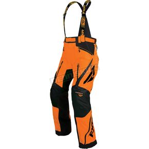FXR Racing Orange Mission X Pants - 170112-3000-19