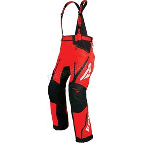 FXR Racing Red Mission Lite Pants - 170106-2000-22