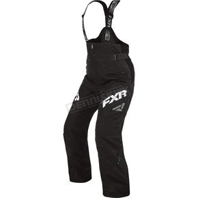 FXR Racing Women's Black Adrenaline Pants - 170300-1000-08