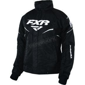 FXR Racing Women's Black Team Jacket - 170208-1000-08