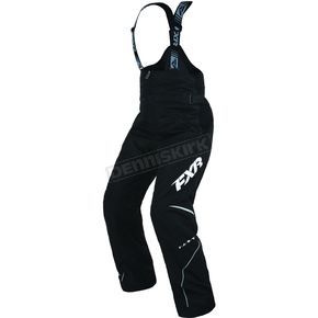 FXR Racing Women's Black Team Pant - 170301-1000-22