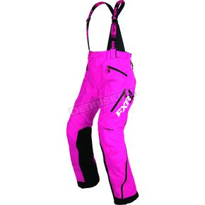 FXR Racing Women's Fuchsia Vertical Pro Pants - 170304-9000-16