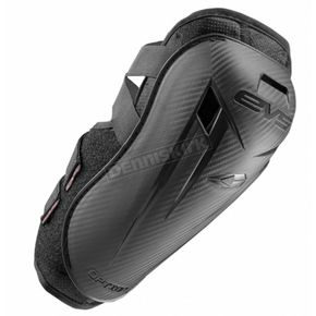 EVS Sports Youth Black Option Elbow Guard - OPTE16-BK-Y