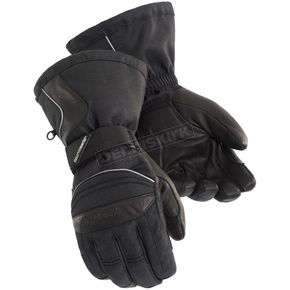 Tour Master Black Polar-Tex 2.0 Gloves - 8424-0205-07