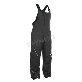 Fly Racing Black/Gray Outpost Bibs - 470-4210S