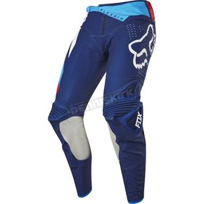 Fox Navy Flexair Seca Pants - 17240-007-34